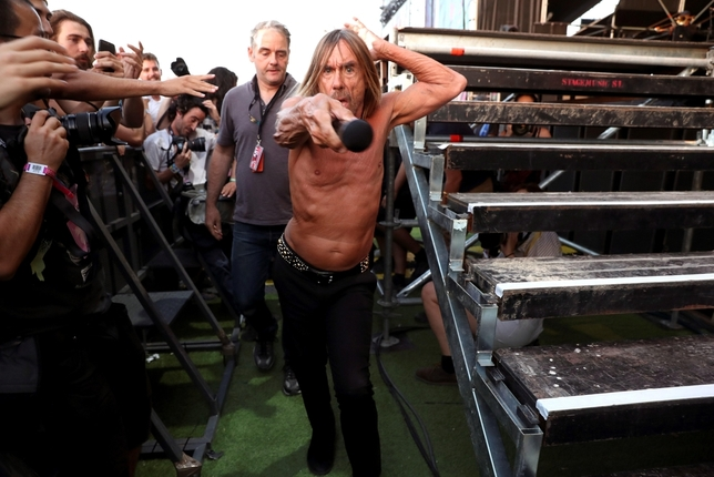 Iggy Pop, la leyenda que resurge en el Mad Cool