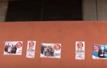 Critican que los partidos no limpien su cartelería electoral