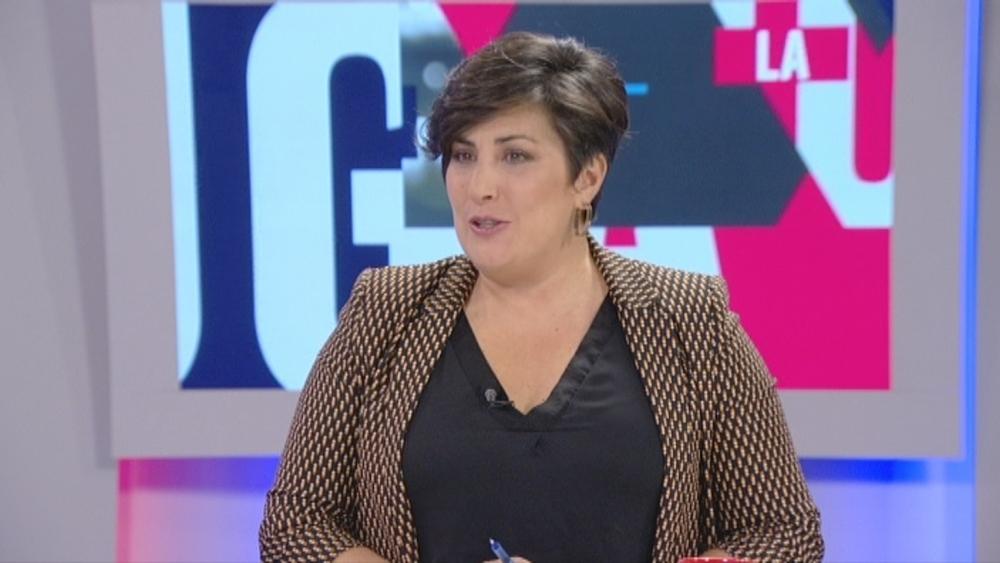 Solana en Navarra TV: