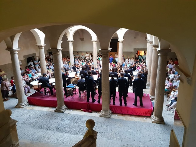 Ensemble Durius, fiel a su cita en Soria Clásica
