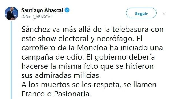 Las momias toledanas de Santiago Abascal