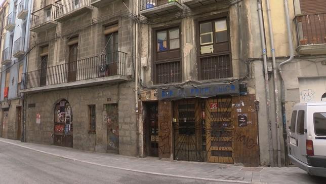 El Ayuntamiento espera la orden para desalojar a los okupas NATV