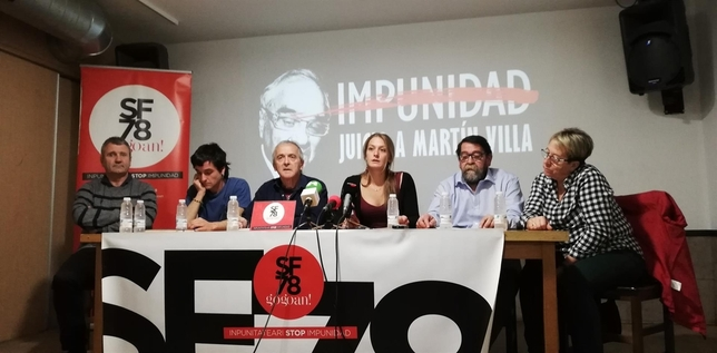 Piden incluir la muerte de Germán entre crímenes franquistas NATV