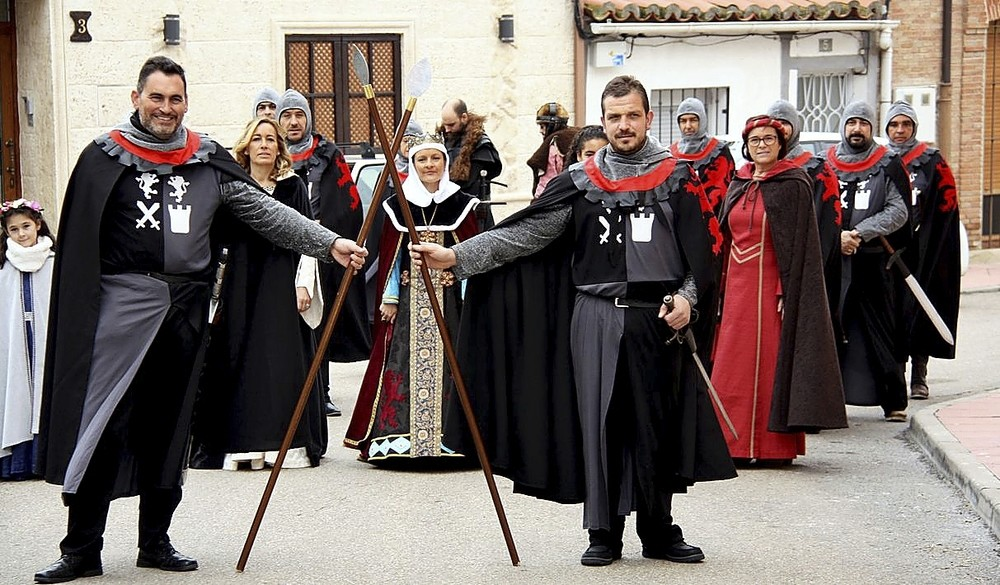 Fresno el Viejo se rinde ante Doña Urraca - El Día de Valladolid
