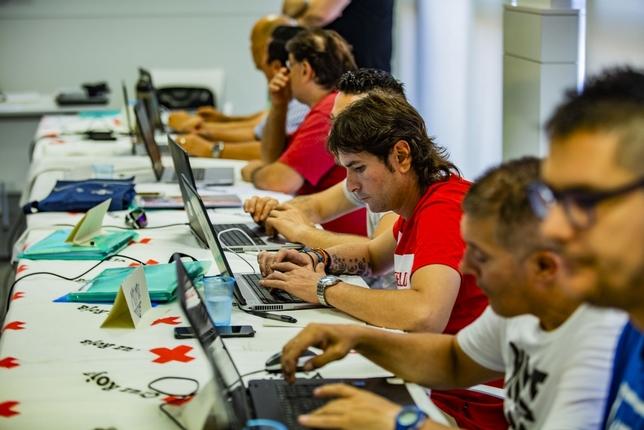Cruz Roja forma por primera vez a parados en empleos verdes