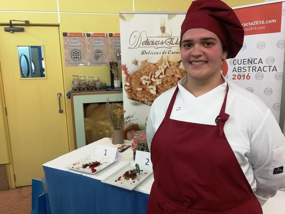 Marcos Sánchez gana el concurso gastronómico