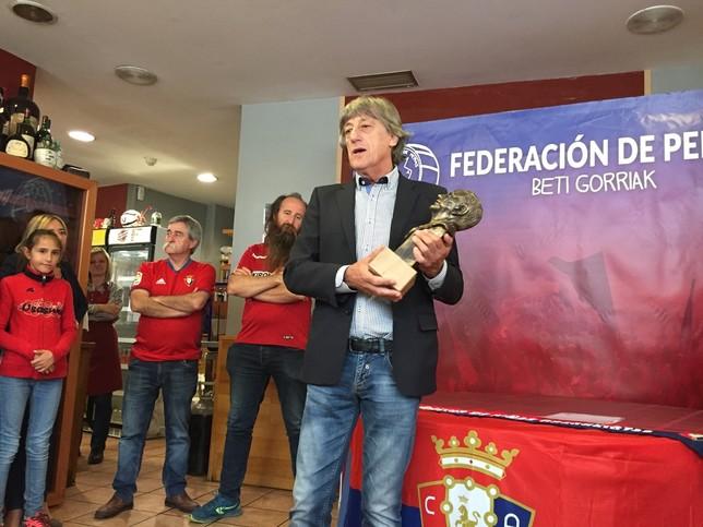 El técnico de Campanas recordó la figura de Fermín Ezcurra