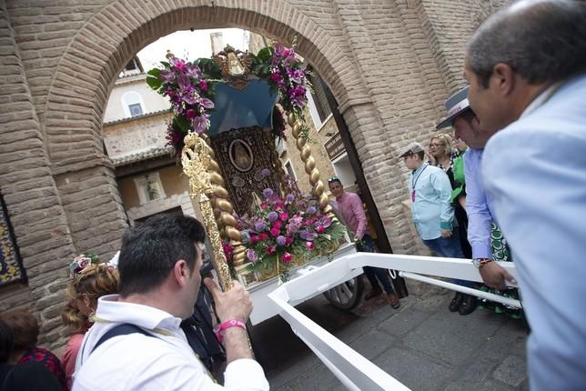 De Toledo hasta El Rocío