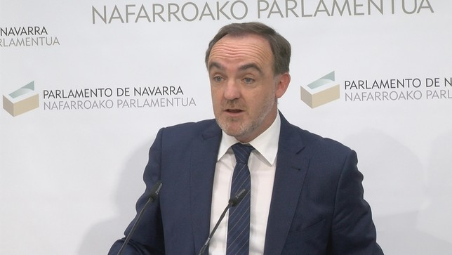 "Esparza califica de ""indigno"" el discurso de Otegi NATV"