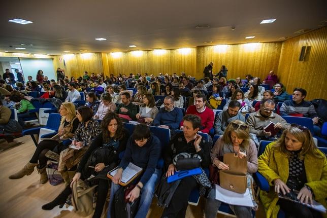 Educación expone el nuevo documento de inclusión educativa Rueda Villaverde