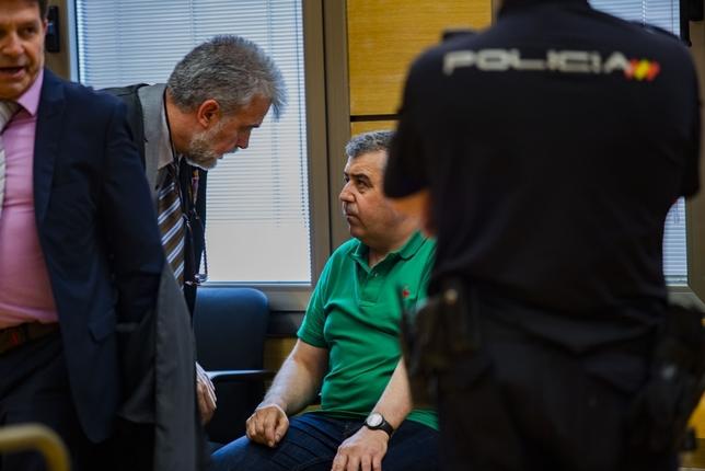 Culpable de asesinato por unanimidad Rueda Villaverde