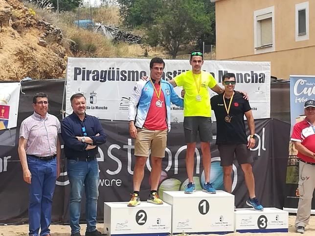 El Club Cuenca con Carácter gana el Descenso de Júcar