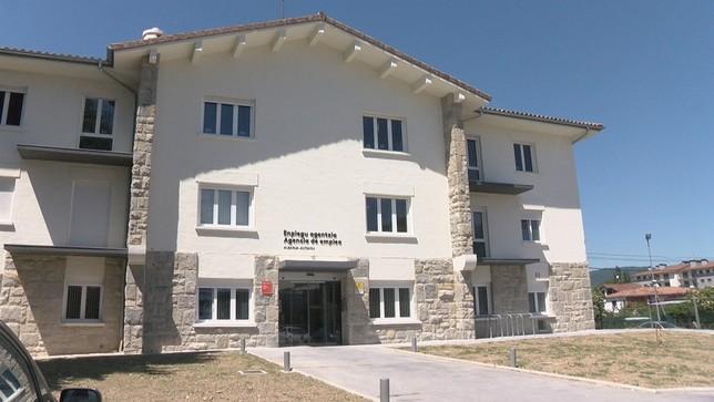 Alsasua inaugura su nueva oficina de empleo