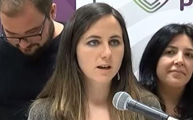 Ione Belarra se conforma con el resultado de Unidas Podemos