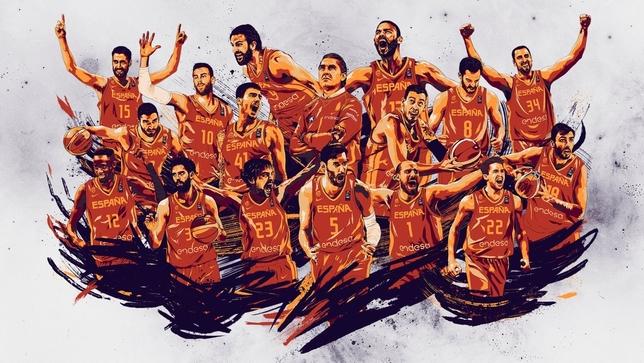 Las estrellas del basket llegan a Pamplona para iniciar gira