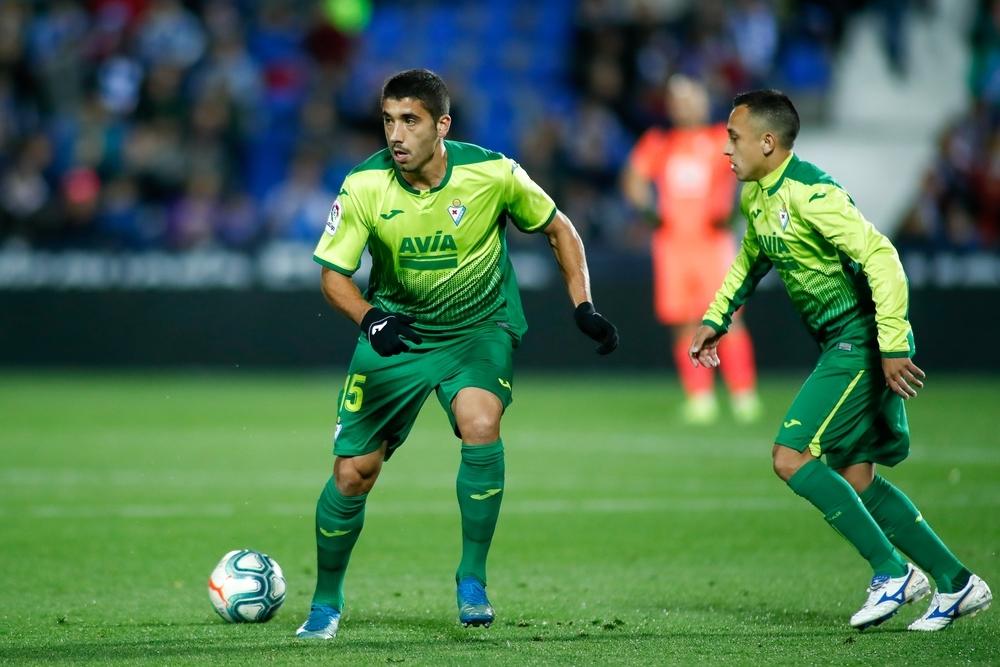Soccer: La Liga - Leganes v Eibar