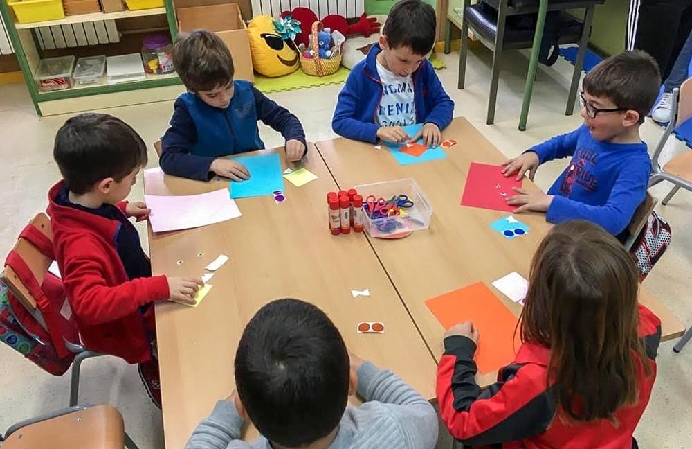 Ocio inclusivo para escolares rabaneros y de Aspades