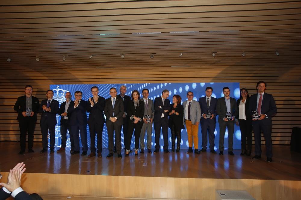 III premios de la Industria de ingenieros de Valladolid