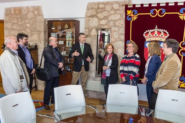 Burgos reunirá a 150 investigadores de Historia Moderna Diego Herrera Carcedo