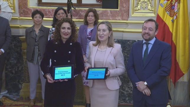 Los PGE prevén doblar inversión para Navarra respecto a 2018
