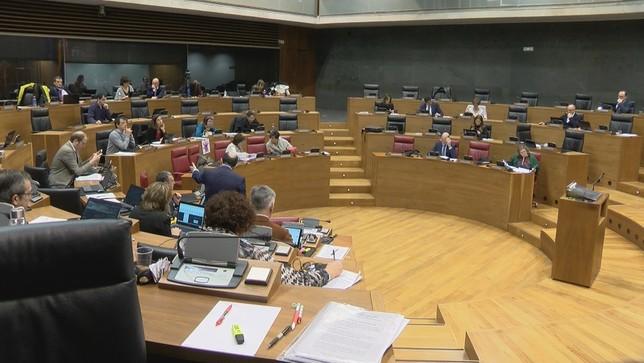 Los parlamentarios se suben el sueldo un 2%