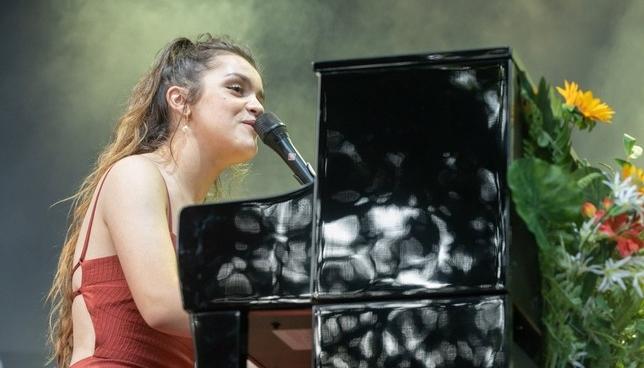 Amaia Romero programa un segundo concierto en Pamplona