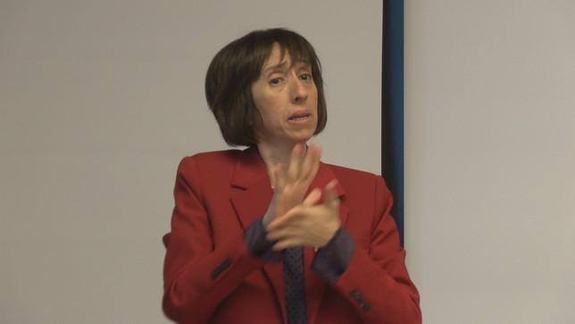 Piden que el lenguaje de signos sea oficial en Navarra