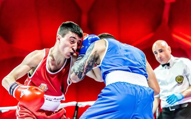 Segundo triunfo de la franquicia Milenio Boxeo Valladolid JCR