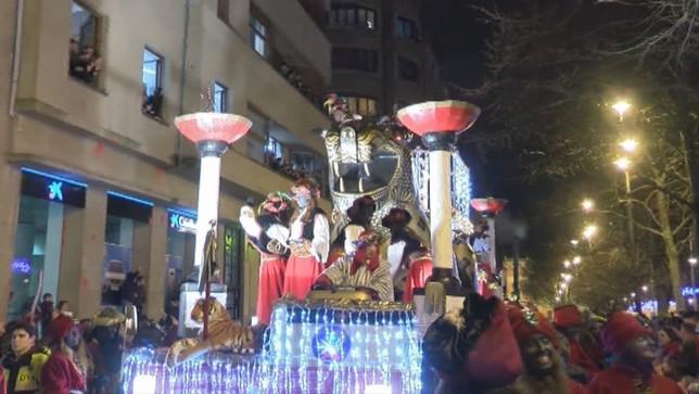 ¡Ya llegan los Reyes! Así será su visita a Pamplona