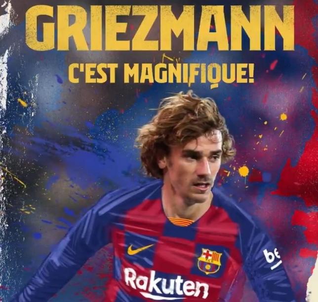 Griezmann se decide por el Barça
