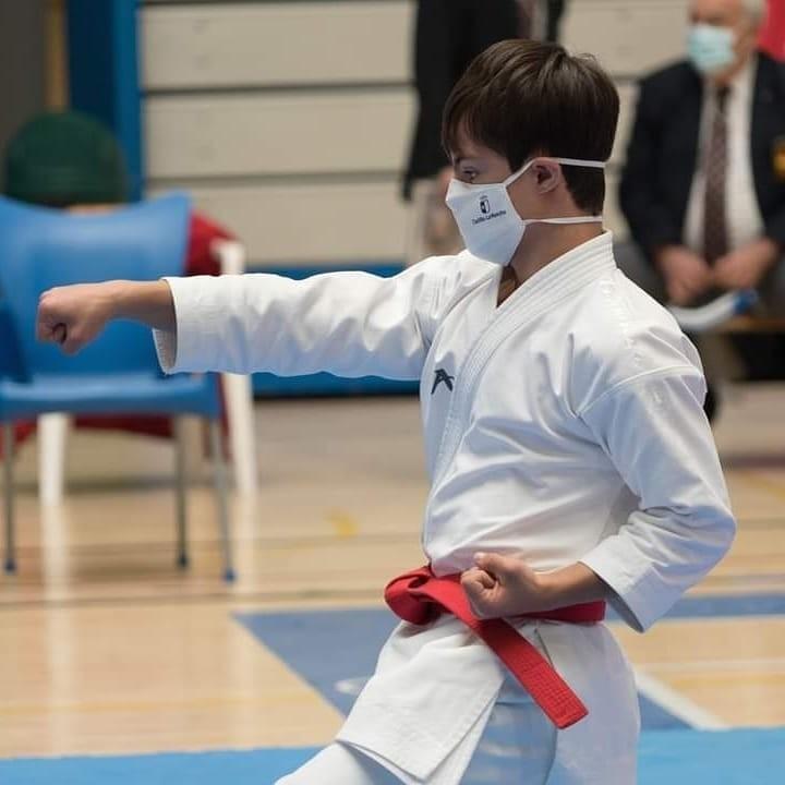 El Kidokan se cuelga otras cinco medallas