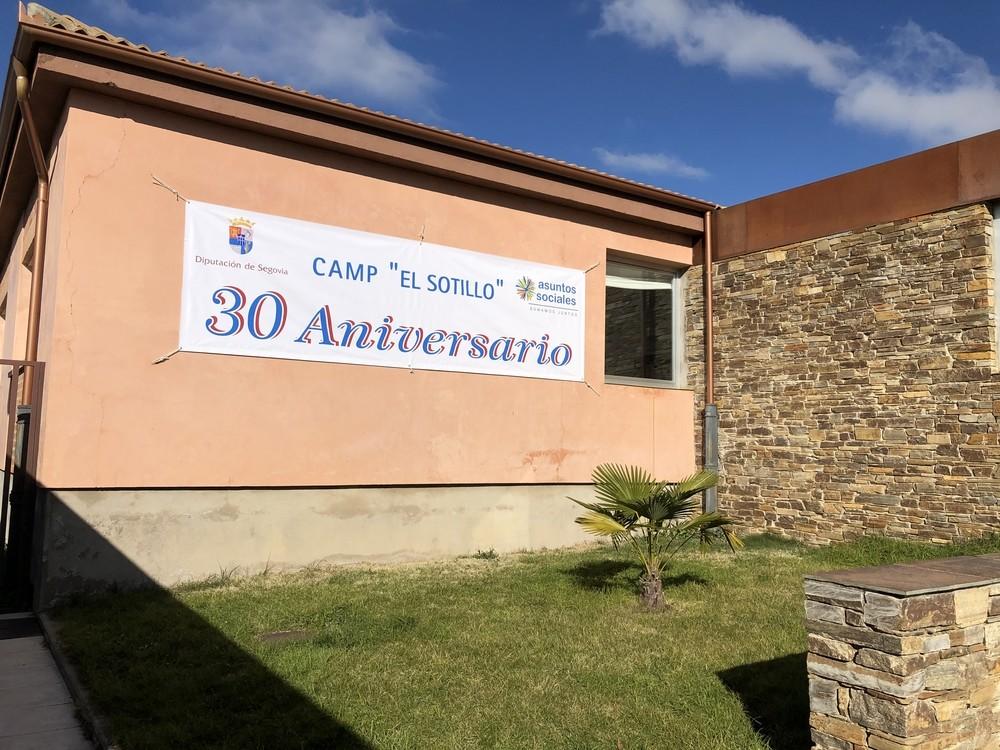 El CAMP de El Sotillo celebra su treinta aniversario
