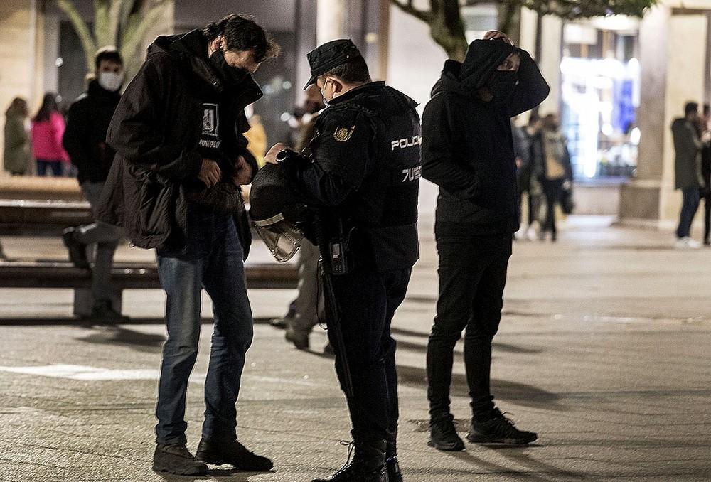 La 'ley mordaza' recauda 5,8 millones en sanciones en 5 años | Noticias  Diario de Burgos