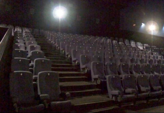 Vuelve el cine a Navarra: Itaroa reabre 6 de sus 12 salas