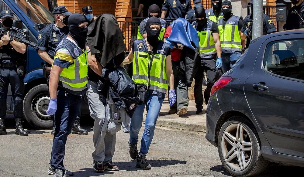 Varios detenidos en un operación antiyihadista e Bolaños