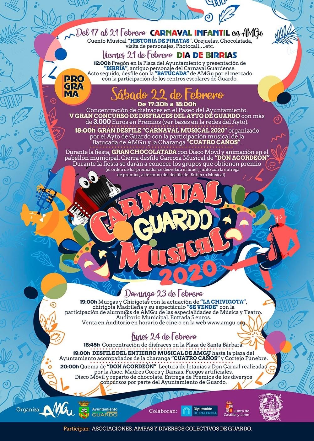 Carnaval Musical con sello propio