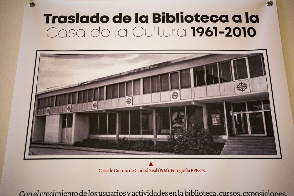 La Biblioteca recuerda sus 120 años de servicio cultural