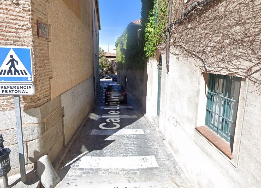 Calle Luis Martín Marcos.