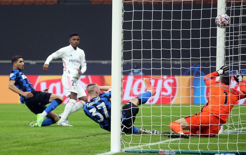 El Madrid coge aire y elimina al Inter