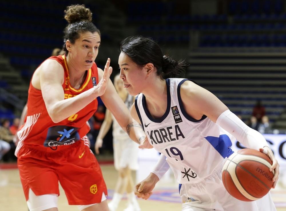 España se luce ante Corea del Sur y roza el billete olímpico