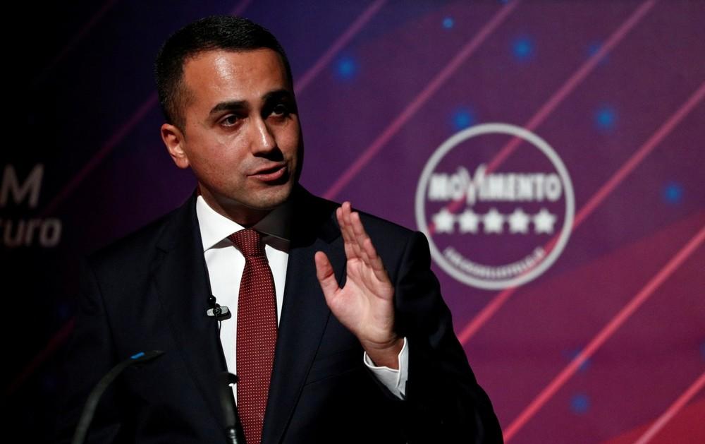 Renuncia el líder del Movimiento Cinco Estrellas italiano, Luigi di Maio
