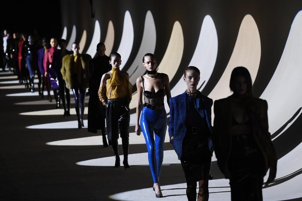 Saint Laurent y la búsqueda del ideal de estilo parisino