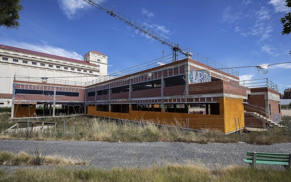 El centro de salud del Silo cumple un año parado | Noticias Diario de Burgos