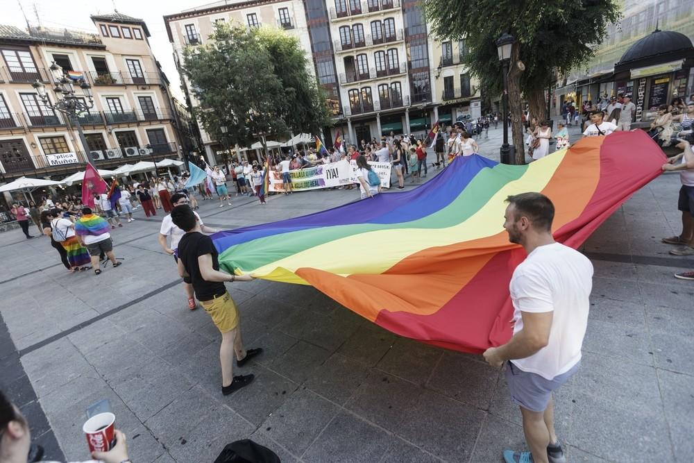 La Junta activa la Ley LGTBI buscando la «igualdad efectiva»
