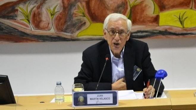 Fallece el sacerdote abulense Juan Martín Velasco | Noticias ...