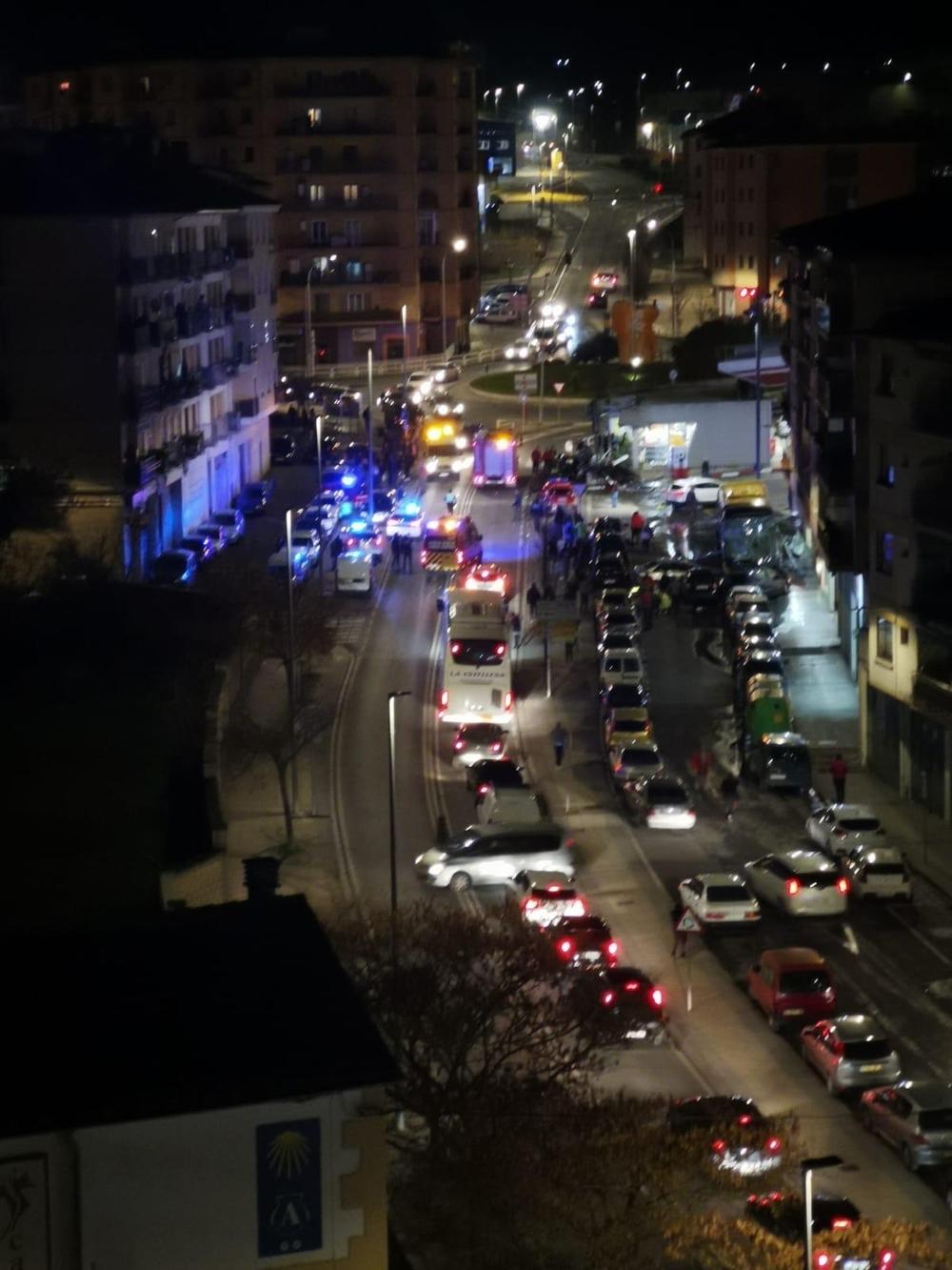 Un niño muerto y 3 heridos tras ser arrollados en Estella