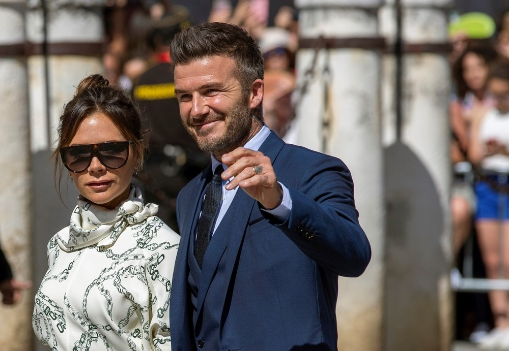 David Beckham prepara ya un documental de su vida