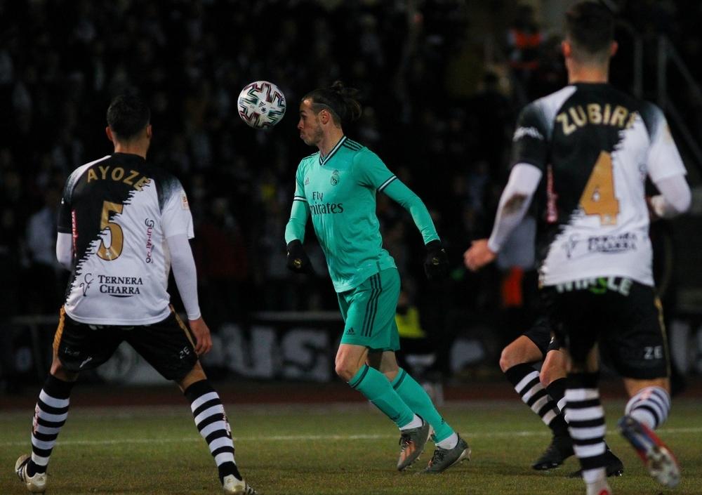 El Real Madrid supera el sufrimiento de Las Pistas