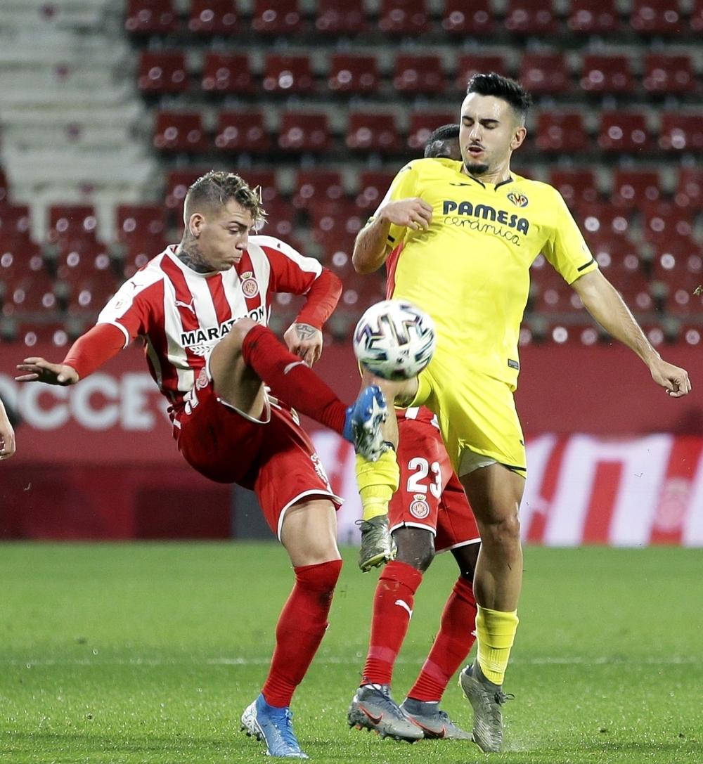 Barrenetxea e Isak dejan fuera de la Copa al Espanyol