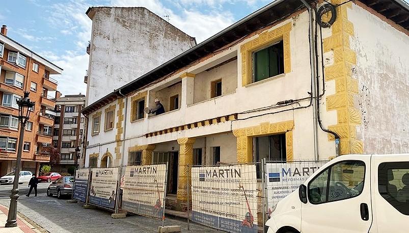 El albergue de peregrinos de Briviesca tendrá disponibilidad para 16 personas